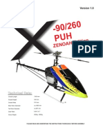 X90PUH Manual