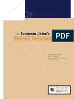 EU-ETS - A.Ellerman (2008) - The European Union's emissions trading system in perspective