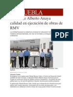 12-02-2014 Milenio.com - Reconoce Alberto Anaya calidad en ejecución de obras de RMV.pdf