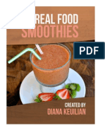 10 Real Food Smoothies