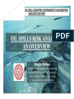 Oil Spill - Risk Analysis