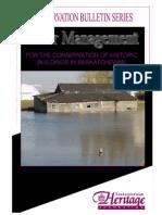 Saskatchewan Heritage Foundation Conservation Series Bulletin