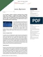 Malware_Viruses, Spywares and Adwares