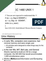 unix system prog