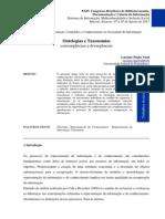 Ontologia e Taxonomia