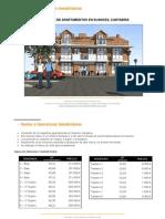 Dossier Promoción de viviendas en Suances