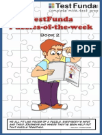 TestFunda Puzzles of the Weeasdak Vol 2