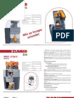 Catalog Zummo