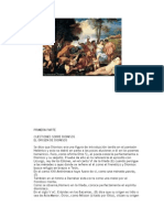 Dionisos en Eleusis y en El Orfismo