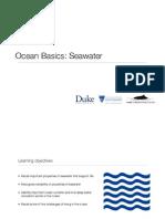 Diapositivas 2 Generalidades Del Oceano