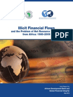 Illicit Financial Flows and the Problem of Net Resource Transfers From Africa 1980-2009 - Executive Summary