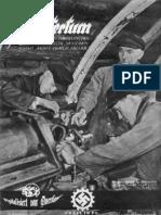 Arbeitertum - Amtliches Organ der Deutschen Arbeitsfront - 2. April Ausgabe - 10. Jahrgang (1940)