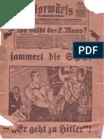 Arendt, Paul - Wo bleibt der 2. Mann (ca. 1931)