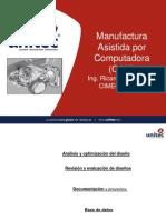 8.Manufactura ASistida Por Computadora