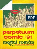 Perpetuum Comic Nr.16(1991)