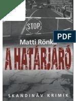 MattiRonka-AHatarjaro