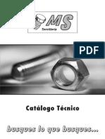 CatalogoTecnico Tornillos, Tuercas, Arandelas