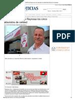 09-02-2014 'Aplica COMAPA de Reynosa Los Cinco Absolutos de Calidad'