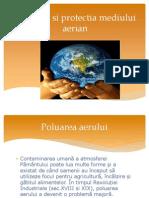 Poluarea Si Protectia Mediului Aerian