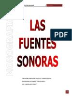 Las Fuentes Sonoras