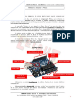 Plataforma Arduino - Aula 1