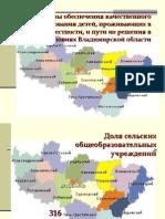 Проблемы развития сельской школы  2