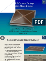 Ceramic Package - Godparent Review - Apr 2013