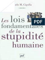 Les lois fondamentales de la stupidite humaine-MC Cipolla.pdf