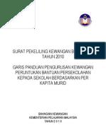 SPK 2010 08 - Garis Panduan PCG