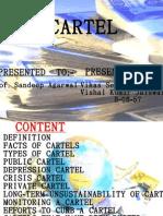 Cartel .Final My Ppt