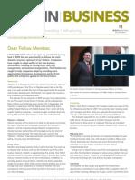 Dublin Chamber Newsletter August