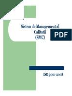 Sistem de Management Al Calitatii