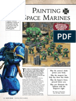 m220355a Painting Space Marines Part 1