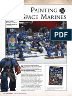 m220293a Painting Space Marines