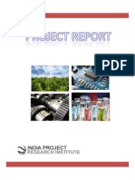 ALUMINIUM FOIL & SHEET PROJECT REPORT