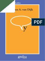 Van Dijk, Teun - Discurso y Poder