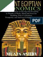 Ancient Egyptian Economics - Ashby, Muata