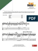 SatchZone - Joe Satriani - Lesson 8