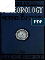CLIMA Meteorology or Weather Explained(1)
