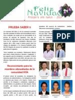 Versión en español del boletin INSA