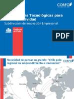 Asociaciones Tecnologicas Para La Competitividad 03052013