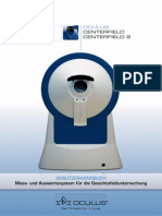 Centerfield Benutzerhandbuch