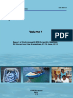 Report of the Sixth Annual Scientific Meeting - Volume 1