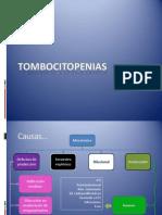 Trombocitopenias Parte 2