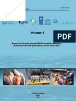 Volume 1 -CRFM Fishery Report 2011