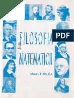 Marin Turlea-Filosofia Matematicii