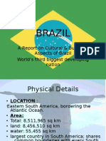A Report on Cultural & Business Aspects of Brazil World's