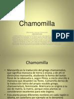 Chamomilla  Homeopatia