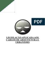 4 - Legislação aplicada ao CAU