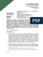 RESOLUCIÓN 3524-2013SPC-INDECOPI